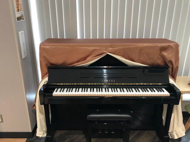 筑波記念病院でピアノ調律イメージ2