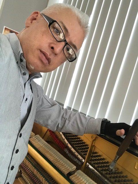 鈴木ピアノサービス ピアノ調律師 鈴木通保