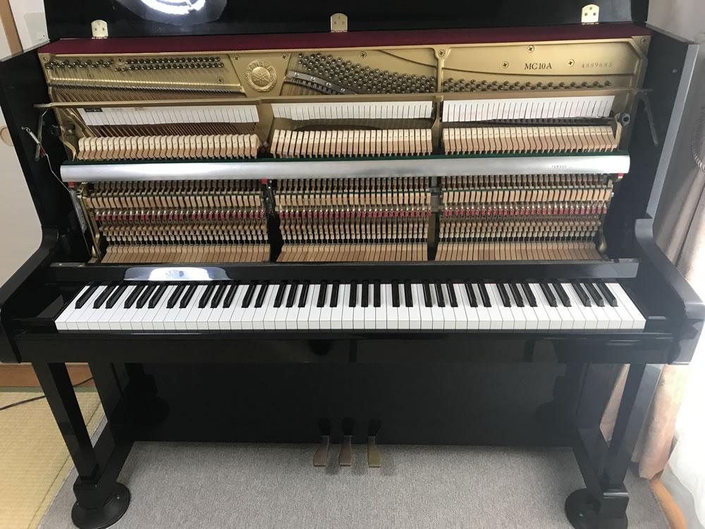 ナイトーンは優れ物1(ピアノ調律)
